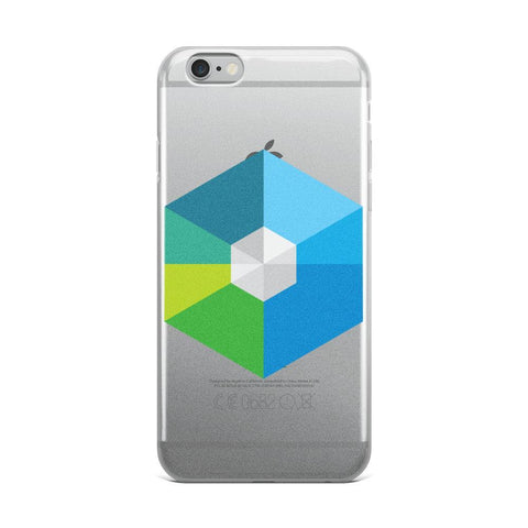 Cryptocurrency RaiBlocks iPhone Case | HODL On For Dear Life