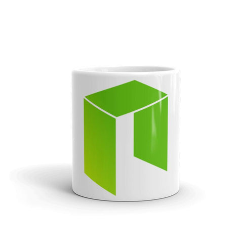 Cryptocurrency NEO Mug | HODL On For Dear Life