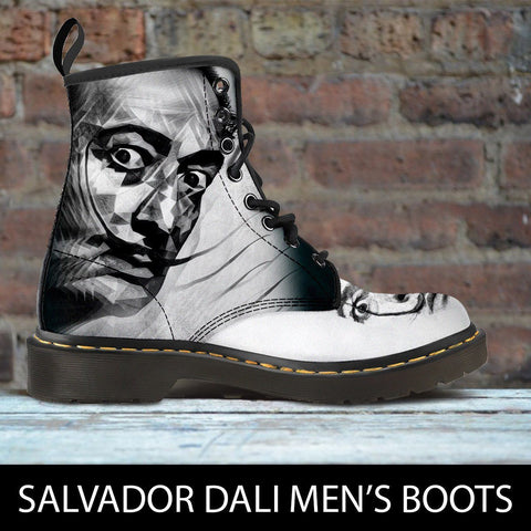 Salvador Dali Men's Boots