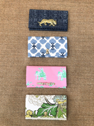 Unique Scarf Clutches
