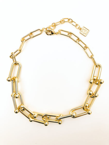 Billie Collar Necklace