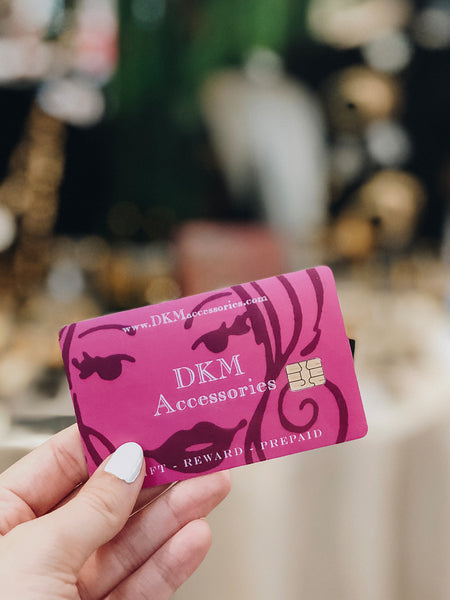 DKM GIFT CARD