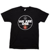 ONE FIRE CLOTHING - WE ARE ONE TEE - One Fire Movement- Inspirational Tees - Positive Message Tees