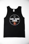 ONE FIRE CLOTHING - WE ARE ONE TANK - One Fire Movement - Inspirational Tanks - Positive Message Tanks