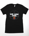 ONE FIRE CLOTHING - WE ARE ONE FADED T-SHIRT - One Fire Movement - Inspirational Tees - Positive Message Tees