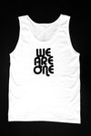 ONE FIRE CLOTHING - WE ARE ONE TANK - One Fire Movement- Inspirational Tanks - Positive Message Tanks