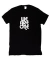 ONE FIRE CLOTHING - WE ARE ONE TEE COLLAB (BLACK)