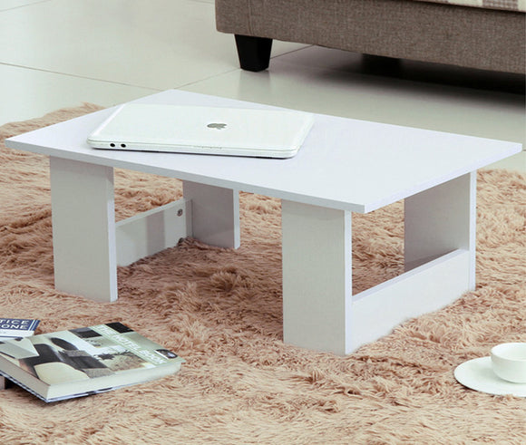 Aphrodite Wooden Coffee Table (White)