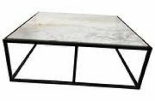 White Marble Top Kratos Coffee Table