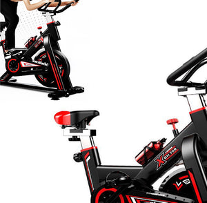 EXTENDED STEM ONLY for Fitplus Exercise Spin Bike (Longer Height Adjustment Range)