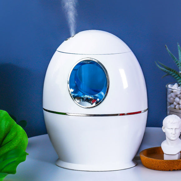 USB Air Humidifier Purifier Diffuser with LED Colour-Changing Lights
