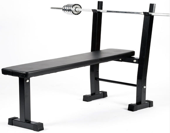 Power Fitness Workout Weight Station Bench Press Home Gym
