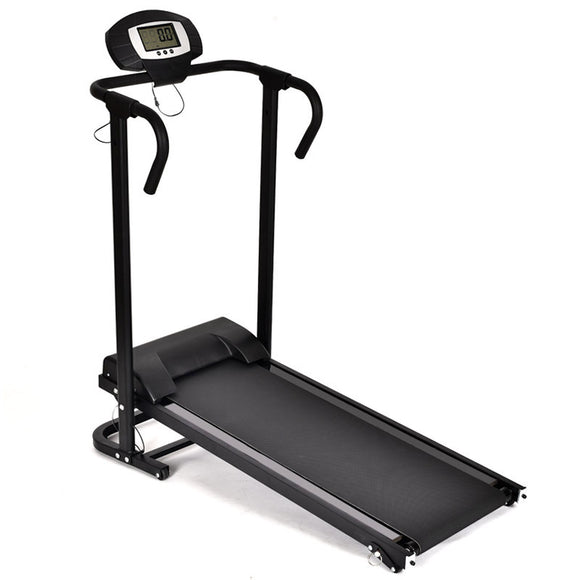 Manual Treadmill Fitness Exercise Machine