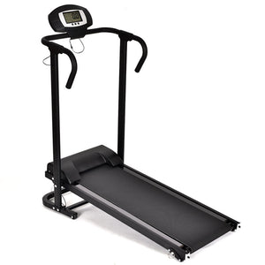 Manual Pro Treadmill Fitness Exercise Machine