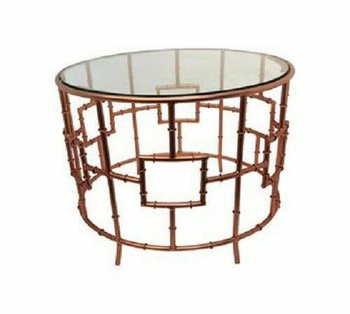 Emma Coffee Table Copper
