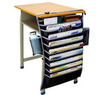 Desk Side Cascading Document Organiser