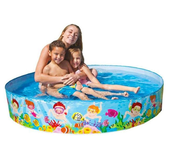 Intex 5ft Snapset Swimming Pool 5'X10