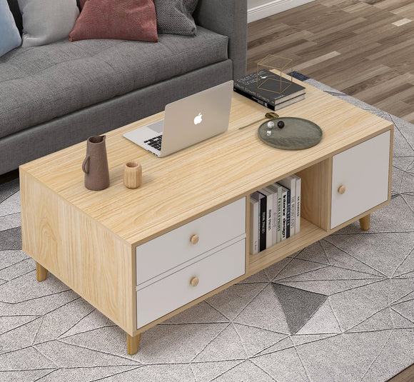 Unity Coffee Table with Drawer