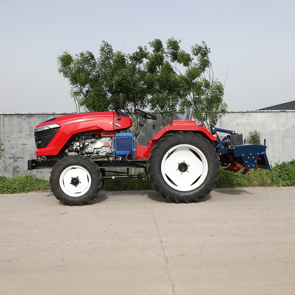TRACTOR WITH PTO NEW MODEL JUST RELEASED.