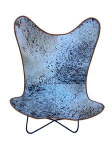 Smart Butterfly Chair Hide Leather Chair