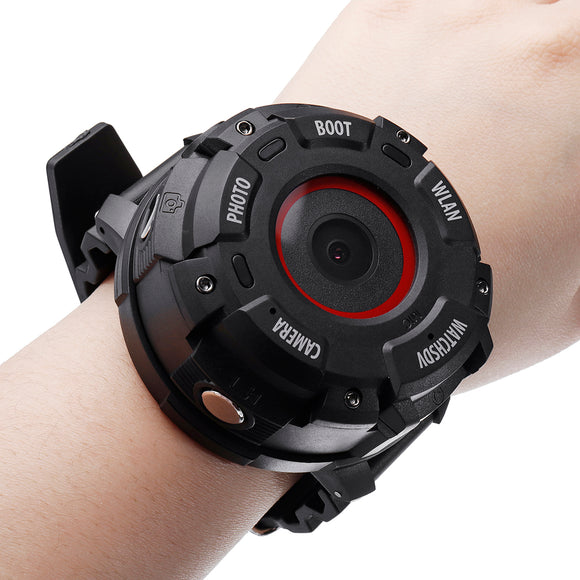 WIFI HD 1080P SPORT WATCH CAMERA SWIM DIVING DVR VIDEO RECORDER 30M WATERPROOF