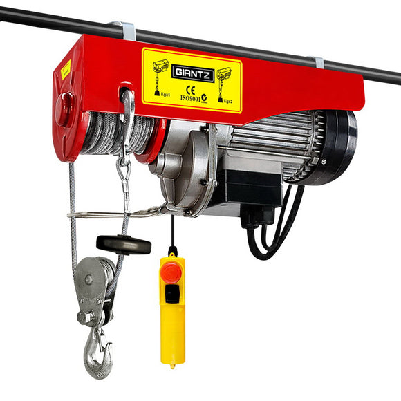 Giantz 1200w Electric Hoist winch