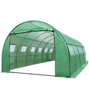 Greenfingers Greenhouse 6MX3M Garden Shed Green House Storage Tunnel Plant Grow