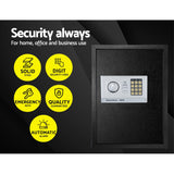 UL-TECH Electronic Safe Digital Security Box 50cm