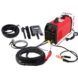 Giantz 140Amp Inverter Welder Plasma Cutter Gas DC iGBT Portable Welding Machine
