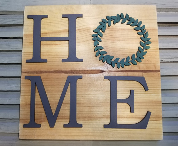 H, M, E and Wreath Shapes (Bundle of 10 Sets)