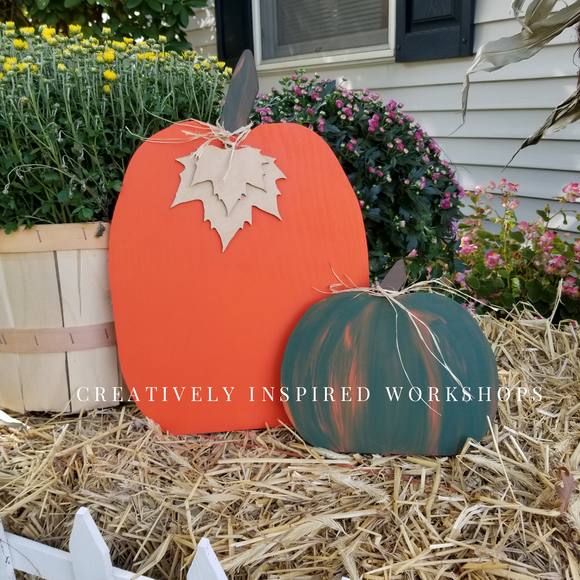 Pumpkin Kits- These will back this Fall!