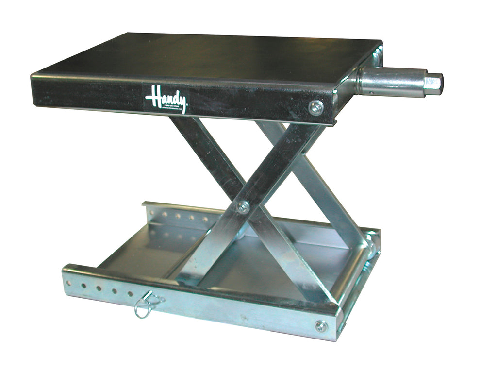 Handy Lo-Boy Center Lift Scissor Jack - The Carlson Company