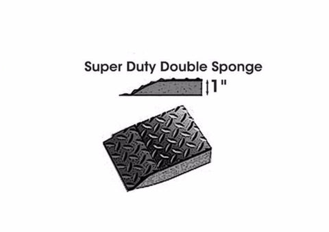 Handy Anti-Fatigue Mat 3' x 5' Double Sponge - The Carlson Company