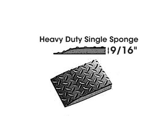 Handy Anti-Fatigue Mat 3' x 5' Single Sponge - The Carlson Company