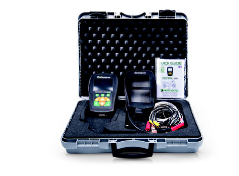 MOTORSCAN  Diagnostic Scan Tool - *PHONE US FOR SPECIAL PRICING - ON SALE NOW FOR PHONE ORDERS!* Standard Kit MemoBike MS6050R17