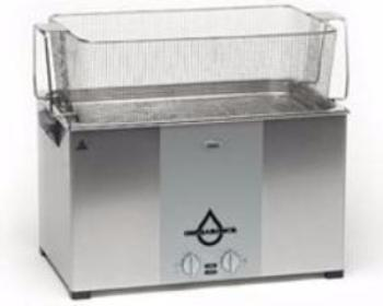 Omegasonics Ultrasonic Parts Cleaner #7950TT (Table Top) Incls One Gal. Soap #10 & Mesh Basket - The Carlson Company