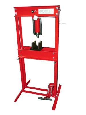 Nugier 20 Ton Hydraulic Press (Foot Operated) - The Carlson Company