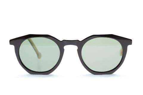 Cage Blk Sunglasses
