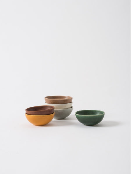 Citta  Nikau 'Serena' Dip Bowl from Black & Dane, Westport, NZ
