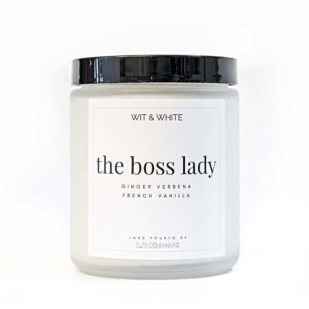 The Boss Lady Candle
