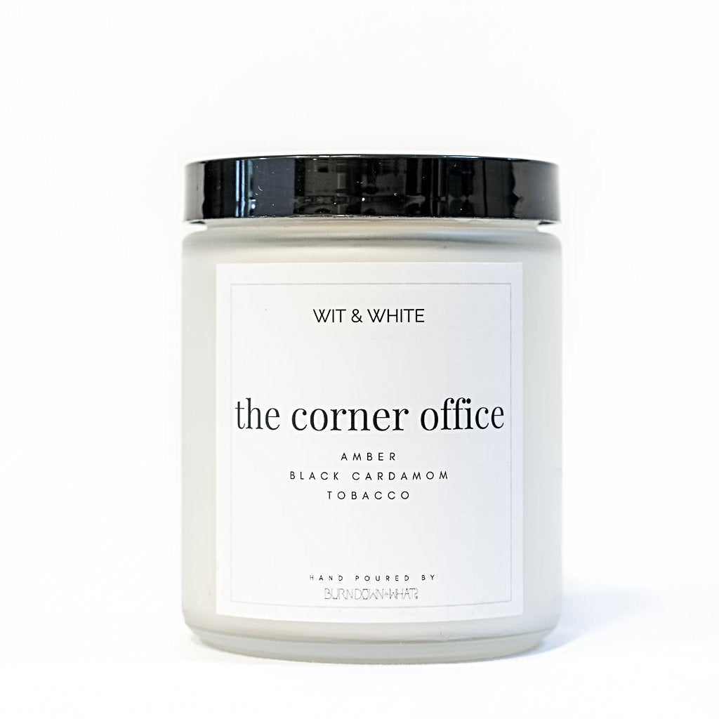 The Corner Office Candle
