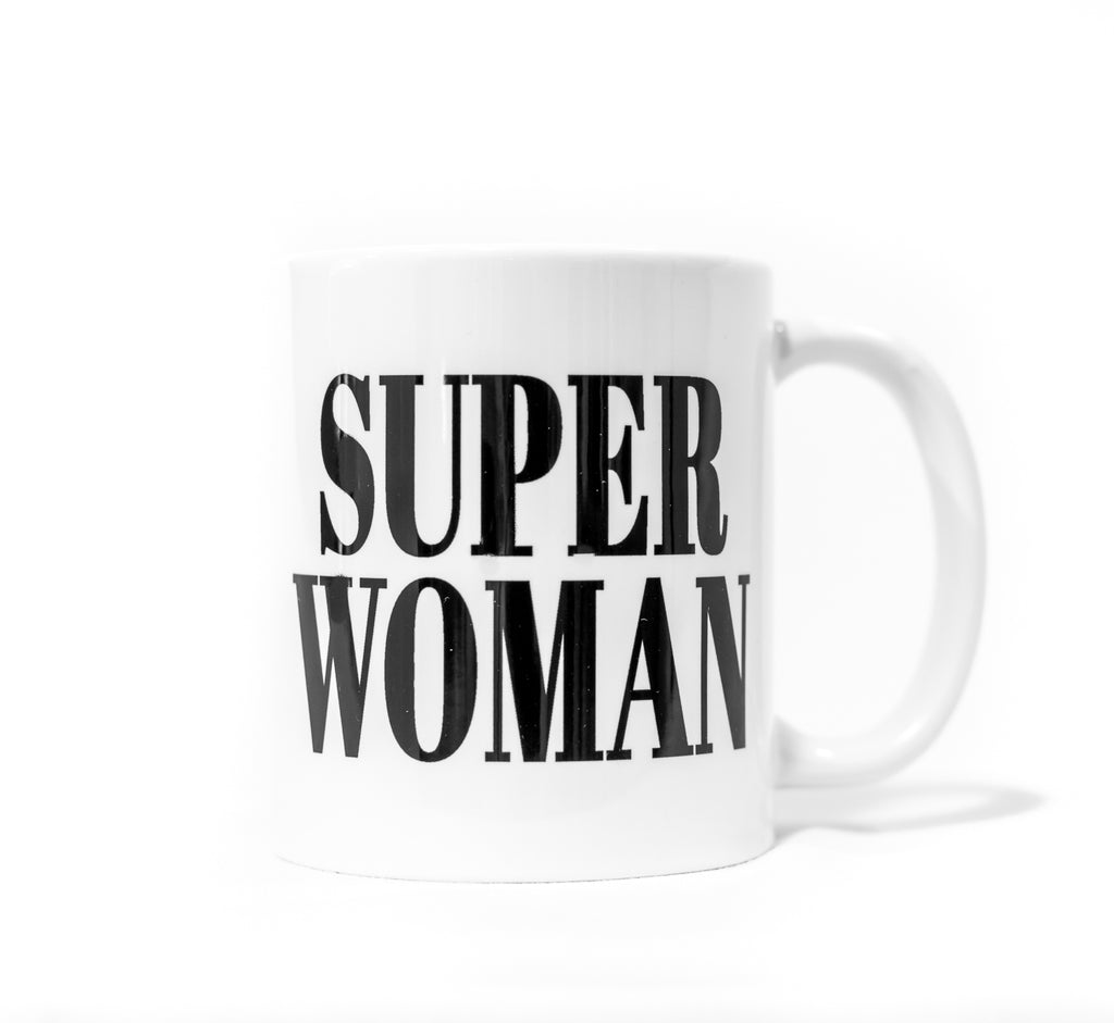 Super Woman Coffee Mug