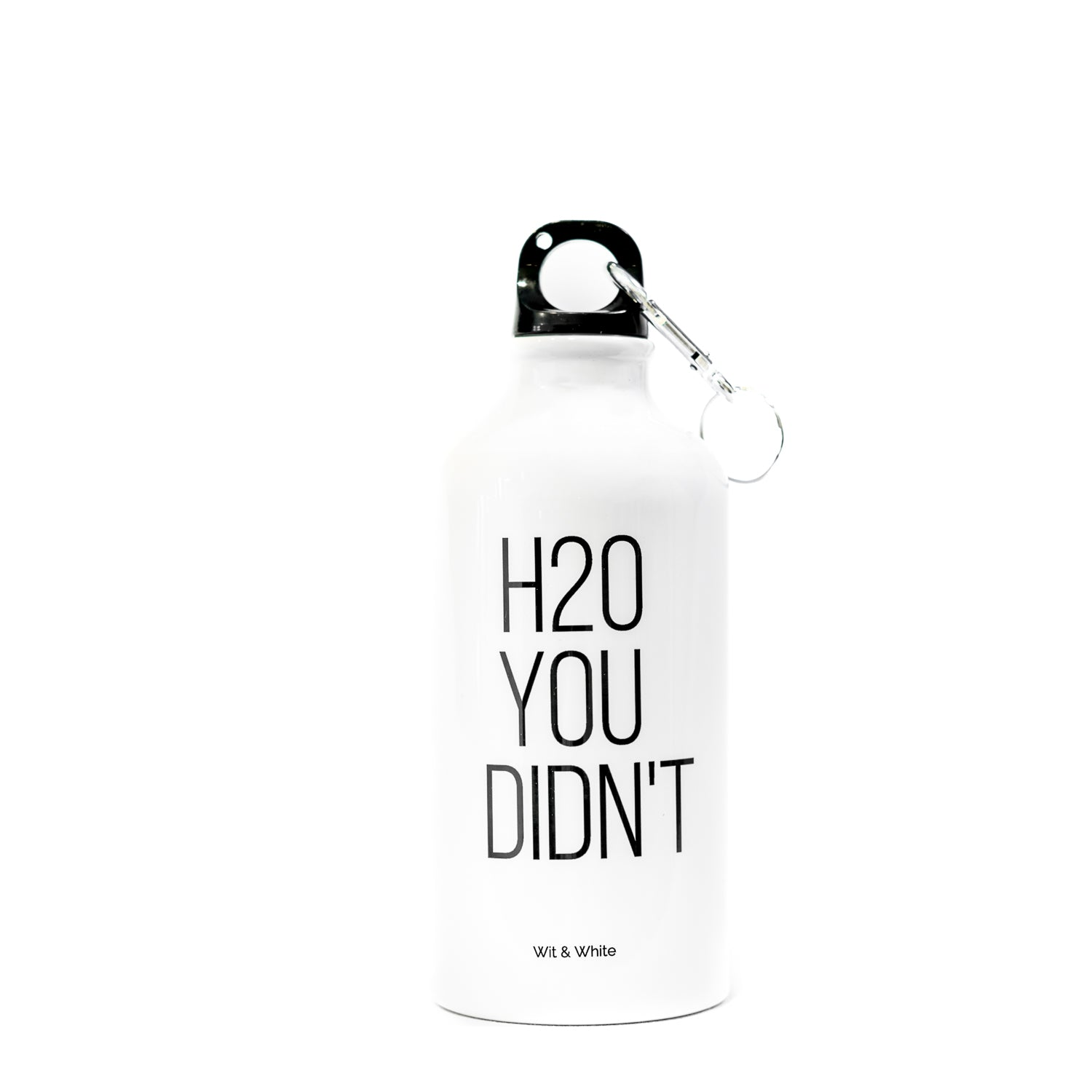 H2O You Didn't Water Bottle
