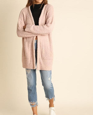 Fuzzy Fun Cardigan