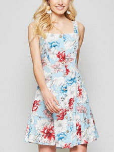 Flowers are Forever dress