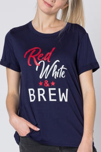 Red, White, & Brew top (+ colors)