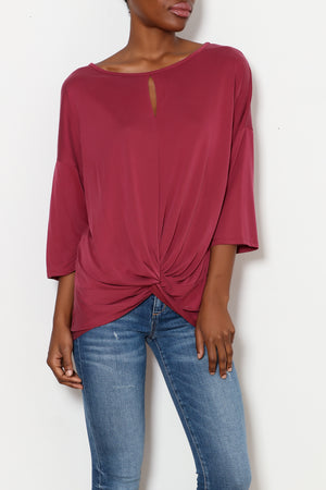 Simply Twisted Top (+colors)