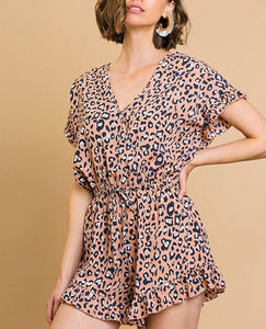 Animal Craze Romper