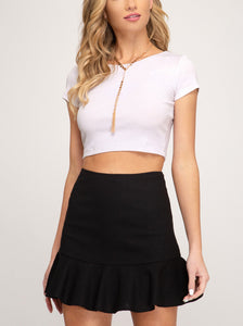 Flirty Girl skirt