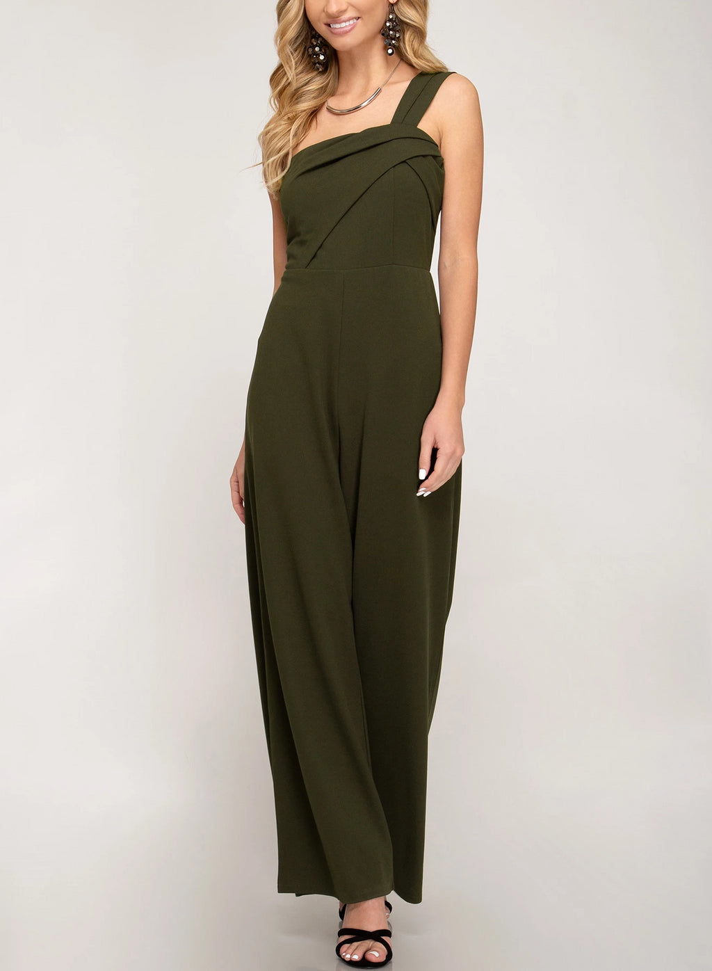 Knockout Babe Jumpsuit